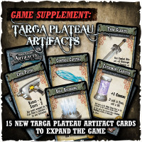 Shadows of Brimstone: Targa Artifacts Supplement