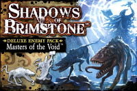 Shadows of Brimstone: Masters of the Void Deluxe Enemy Pack