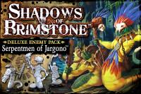 Shadows of Brimstone: Serpentmen of Jargono Deluxe Enemy Pack