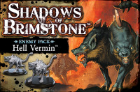 Shadows of Brimstone: Hell Vermin Enemy Pack