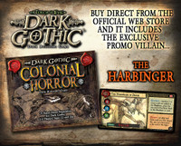A Touch of Evil: Dark Gothic - Colonial Horror Standalone Expansion