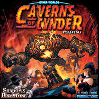 Shadows of Brimstone: Caverns of Cynder Expansion