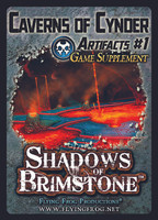 Shadows of Brimstone: Cynder Artifacts Supplement
