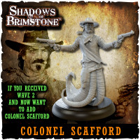 * WAVE 2 RECEIVED ONLY * Colonel Scafford
