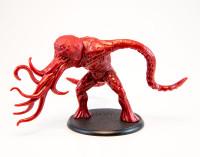 Shadows of Brimstone: Goliath XL Miniature in Red