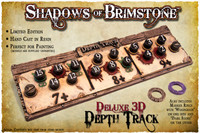 Shadows of Brimstone: RESIN 3D Depth Track LIMITED EDITION