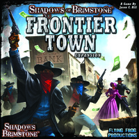 Shadows of Brimstone: Frontier Town Expansion NON-US Customers