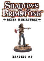 Shadows of Brimstone: Resin Bandido #2 LIMITED PREVIEW