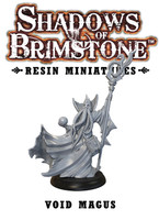 Shadows of Brimstone: Resin Special Enemy Void Magus LIMITED PREVIEW