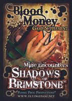 Shadows of Brimstone: Blood Money Supplement