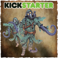 Shadows of Brimstone: Original Kickstarter Backers ONLY Trederran Mutants Upgrade
