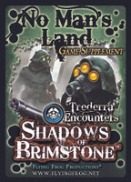 Shadows of Brimstone: No Man's Land Supplement