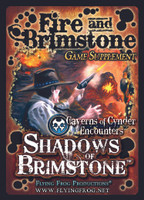 Shadows of Brimstone: Fire and Brimstone Supplement