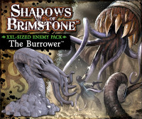 Shadows of Brimstone: Burrower XXL Enemy Pack
