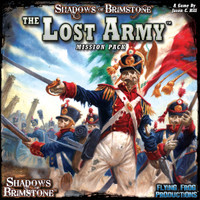 Shadows of Brimstone: The Lost Army Mission Pack