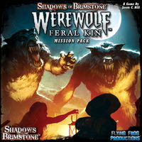 Shadows of Brimstone: Werewolf Feral Kin Mission Pack