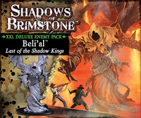 Shadows of Brimstone: Beli'al XXL Deluxe Enemy Pack (Belial)