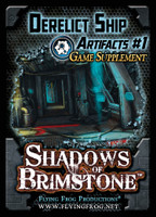 Shadows of Brimstone: Derelict Ship Artifacts #1 Supplement