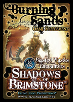Shadows of Brimstone: Burning Sands Supplement