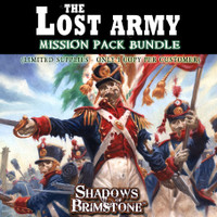 Shadows of Brimstone: *LOST ARMY BUNDLE*