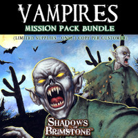 Shadows of Brimstone: *VAMPIRES BUNDLE*
