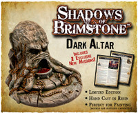 Shadows of Brimstone: Dark Altar resin LIMITED EDITION
