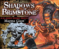 Shadows of Brimstone: Magma Giant