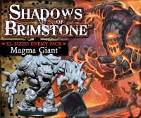 Shadows of Brimstone: Magma Giant