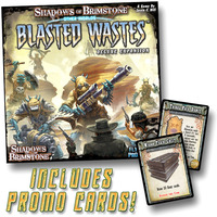 Shadows of Brimstone: Blasted Wastes Deluxe OtherWorld Expansion