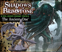 Shadows of Brimstone: Ancient One XXL Deluxe Enemy Pack