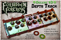 SOBS: Forbidden Fortress RESIN 3D Depth Track LIMITED EDITION