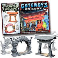 Forbidden Fortress: Gateways Into Madness (Terrain and Card Expansion)