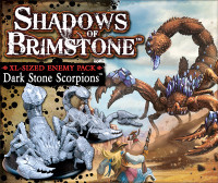 Shadows of Brimstone: Dark Stone Scorpions