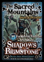 SOBS Forbidden Fortress: Sacred Mountains Supplement