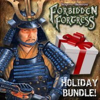 Forbidden Fortress Holiday Starter Bundle