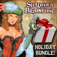 Shadows of Brimstone Holiday Starter Bundle