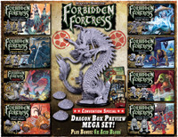 Forbidden Fortress:  Dragon Box Preview Mega Set