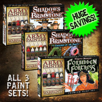 Shadows of Brimstone: Paint Sets Bundle!