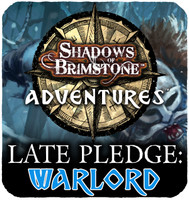 Brimstone Adventures Late Warlord