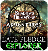 Brimstone Adventures Late Explorer