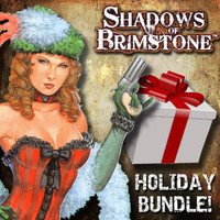 Shadows of Brimstone Starter Bundle