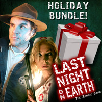 Last Night On Earth Starter Bundle