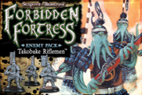 Shadows of Brimstone: Takobake Riflemen