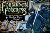 Shadows of Brimstone Forbidden Fortress: Shadow Clan Ninjas