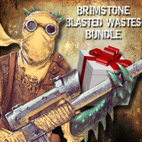 Shadows of Brimstone: Blasted Wastes Bundle