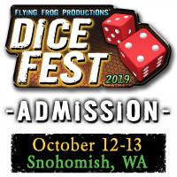 Dice Fest 2019 Admission