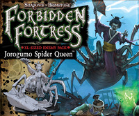 Shadows of Brimstone Forbidden Fortress: Jorogumo Spider Queen