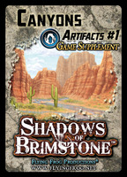 Shadows of Brimstone: Canyons Artifacts#1 Supplement