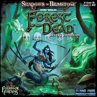 Forbidden Fortress: Forest of the Dead Deluxe Expansion