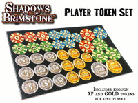 Shadows of Brimstone: Player Token Set